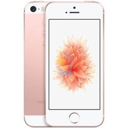 Apple iPhone SE 128GB Rose Gold Pink (PRE-OWNED)